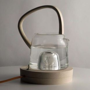 Kettle by Estelle Sauvage found on dezeen.com