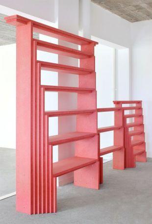Trend SHIFTED Library Renee Cabinet ADVVT (Gallery Maniera) found on admagazine.fr