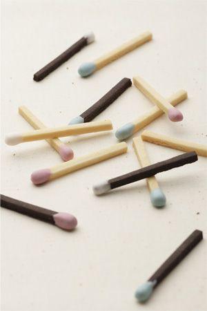 match sticks found on kita-kanon.jp