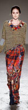 Stella Jean Fall-winter 2015-2016 found on pinterest