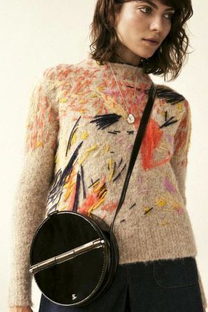 embroidery made by Rachel Comey found on whowhatwear.com