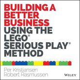 Facilitatortraining in may 2018 with Robert Rasmussen, the brain behind LEGO® SERIOUS PLAY®