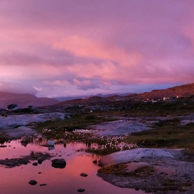 Photographer Ulla Nielsen, Nuuk, Greenland
